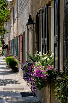 Historic Downtown Charleston © Patrick J O'Brien, photographer for Kiawah Island Real Estate