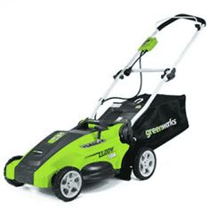 Greenworks Electric Walk Behind Mower. Compare prices on Greenworks Electric Walk Behind Mowers from top online garden tool retailers. Save big when buying your favorite outdoor power tools.