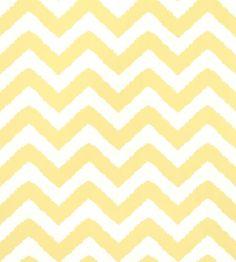 Thibaut Widenor Chevron Yellow Wallpaper main image