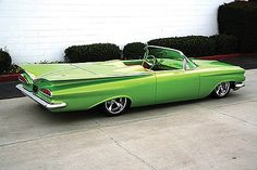 Chip Foose Over Hauling ~ 59 Chevy Bel Air