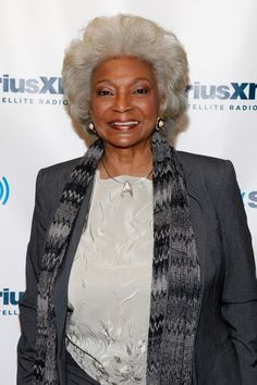 Star Trek: Nichelle Nichols, is not an astronaut, but her role in Star Trek as Lieutenant Uhura inspired many African American women to become astronauts and astrophysicists including Mae Jemison. Women In History, Black History, My Black Is Beautiful, Beautiful People, Nichelle Nichols, Star Wars, African Diaspora, Culture, African American History