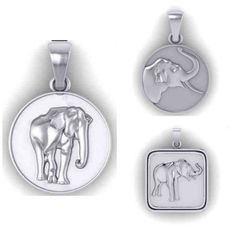 Here it is! Our best giveaway yet! Enter to win a complete set of our commemorative elephant pendants! Thats right — Raju, Suraj, and Mohan pendants in 95 percent silver complete with a sterling chain will be sent to one lucky winner. If you missed your opportunity to purchase one of these custom pendants — now is your chance to get the entire collection! Entry is simple and only takes a moment. Good luck!