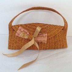 Mini sac de fille esprit soirée : Etuis, mini sacs par creation-valerie-castets