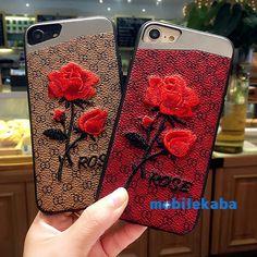人気ブランドグッチGucciのiPhoneX、iPhone8、iPhone8plusケース。綺麗な刺繍ローズ模様でファッション!上品革製品で放熱性よくて実用かつオシャレなケースだ!