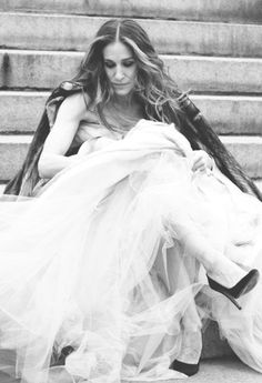 """""""The fact is, sometimes it's really hard to walk in a single woman's shoes. That's why we need really special ones now and then to make the walk a little more fun."""" - Carrie Bradshaw, Sex and the City"""