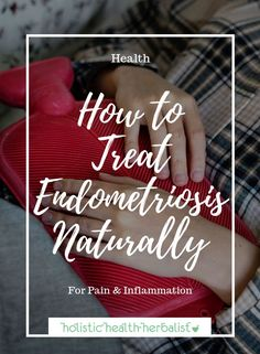 How to Treat Endometriosis Naturally - There are many natural methods to use that can greatly reduce the painful symptoms of endometriosis like essential oils supplements and herbs and homeopathy! How To Treat Endometriosis, Endometriosis Symptoms, Endometriosis Awareness, Pcos, Asthma Symptoms, Chronic Migraines, Hypothyroidism, Natural Asthma Remedies, Homeopathic Remedies
