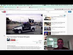 A verdade sobre os refugiados Sirios que a mídia não mostra.