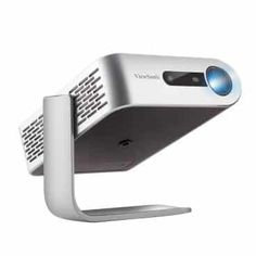ViewSonic Portable Projector with Dual Harman Kardon Speakers, HDMI, USB C and Built-in Battery. A built-in safety feature turns off the lens when objects are detected close to the projector. Best Portable Projector, Best Projector, Projector In Bedroom, Projector Ideas, Pico Projector, Home Theater Speakers, Home Theater Projectors, Best Surround Sound, Projector Reviews