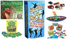 Looking for Christmas gift ideas 2015? Today I want to share the best, new educational games for kids that will also make great family game night choices.