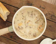Fish Recipes, Healthy Recipes, Healthy Food, Fish And Seafood, Cheeseburger Chowder, Love Food, Cake, Foodies, Soup