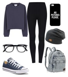 """""""Untitled #12"""" by marcumeden on Polyvore featuring Varley, Converse and Casetify"""