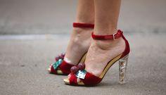 Les sandales fantaisie