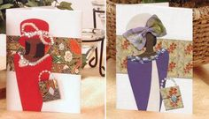 african american handmade cards - Google Search