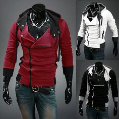 Assassins Creed style hoodie from The Brothers Cut online, $28 before shipping