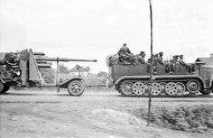 Sd.Kfz7 with 88mm