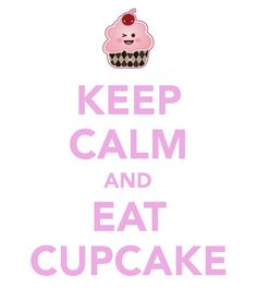 #Keepcalm and eat #cupcakes. Da @California Bakery è #fundraisingfriday e parte del ricavato è per Vidas! #cb4vidas