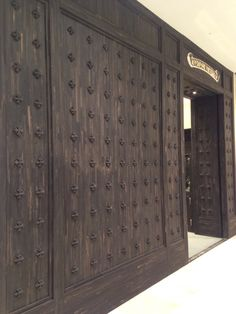 신세계 백화점 Chrome Hearts, Interior Decorating, Interior Design, Brutalist, Locker Storage, Living Spaces, Kitchens, Display, Interiors