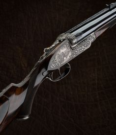 James Purdey, .470, Double Rifle