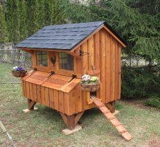 144 best DIY: Hen House & en Coop Designs! images on Pinterest ... Hen House Design For Many Hens Html on