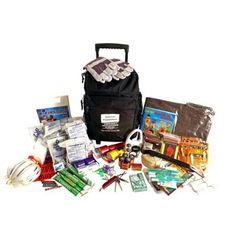 I want this! Costco: American Preparedness 2-Person / 7-Day Emergency Preparedness Kit