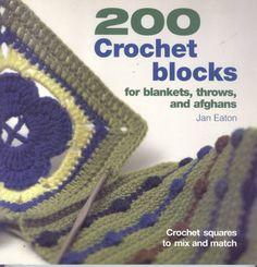 200 Crocheted Blocks for blankets, throws & Afghans - Nicoleta Danaila - Álbuns da web do Picasa