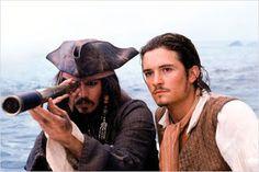 Family Geek Brasil: A volta de Orlando Bloom em Piratas do Caribe 5
