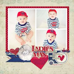 like the layout.-No baby-www.scrapbook.com