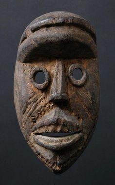 Very Old Dan Mask