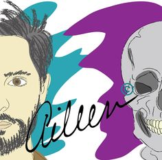 Untitled (Jared Leto) Vectors Portraits aileen copyright 2014