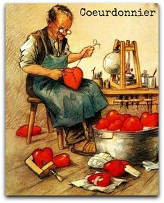 Discover & share this Animated GIF with everyone you know. GIPHY is how you search, share, discover, and create GIFs. Art And Illustration, Gif Kunst, Animation, Norman Rockwell, Vintage Valentines, Valentines Hearts, Heart Art, Belle Photo, Illustrators