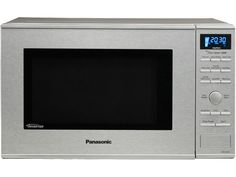 Panasonic Nn Sn651b Family Size 1 2 Cu Ft Microwave Oven With Inverter Technology Black Overview My Wish List Pinterest