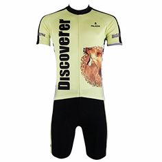 Amazon.com   Paladinsport Men s Discovery Zebra Bike Apparel and Mountain Cycle  Jersey Set   Sports   Outdoors d94307c63