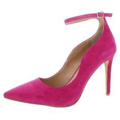 INC Womens Kasen Pink Suede Pointed Toe Heels Shoes 7.5 Medium (BM) BHFO 7157 #heels (ebay link)