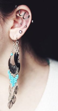 28 Inspirational Snug Piercing Jewelry Examples