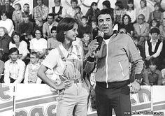 """""""Mach' mit, mach's nach, mach's besser ..."""" - Sport- und Unterhaltungssendung des #DDR Fernsehens ---- Sport- and entertainment program #GDR TV"""