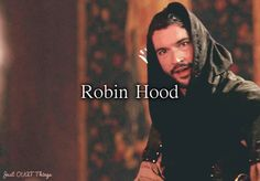 Just OUaT Thing - Robin Hood