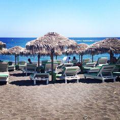 #PerivolosBeach #Santorini Photo credits: @tenillewester