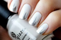 15 of the Most Adorable Winter Wonderland Manicures For You to Learn Now     StyleCaster