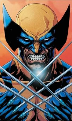 Wolverine by Jason Fabok * Wolverine Tattoo, Wolverine Art, Logan Wolverine, Wolverine Images, Arte Dc Comics, Marvel Comics Art, Marvel Heroes, Marvel Xmen, Comic Art
