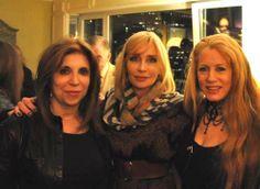 DebraCascardo, Rabbi Tobi Schneier and Jen Bawden