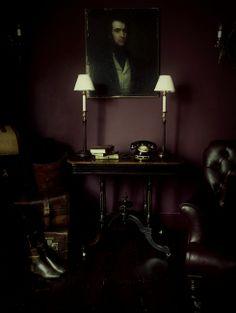 Classical Dark Interior