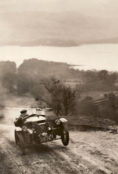 kahzu:  1927 Morgan Super Aero