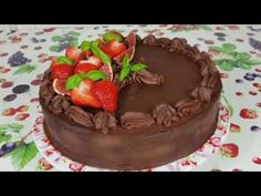 Tort amandina cu piscoturi si crema de branza mascarpone - YouTube Romanian Desserts, Clipuri Video, I Foods, Food Art, Tiramisu, Gem, Sweets, Videos, Cake