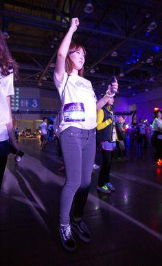 댄스 음악과 함께 즐기는 마라톤, EDM 5K Run