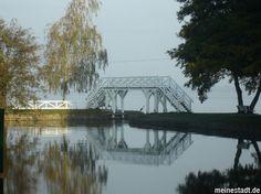 Die weisse Brücke am Zierker See