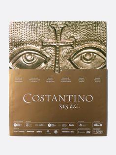 L'invito alla mostra... #Costantino313