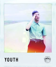 "BTS - Second Japanese Album "" YOUTH"" - Rap Monster"