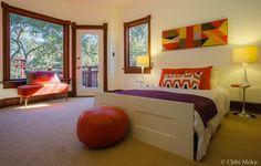 Visual Jill Interior Decorating - Berkeley, California modern #bedroom #masterbedroom #ideas