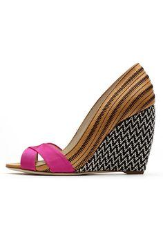 26b1747c036 Rupert Sanderson s African-Inspired Resort 2012 Shoes