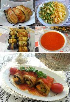 Patlıcan Sarması #patlıcansarması #salatamezetarifleri #nefisyemektarifleri #yemektarifleri #tarifsunum #lezzetlitarifler #lezzet #sunum #sunumönemlidir #tarif #yemek #food #yummy
